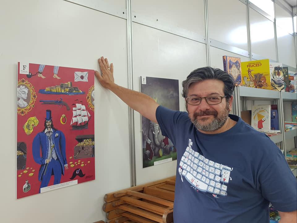 En la Feria del libro Nº 52 de Valladolid
